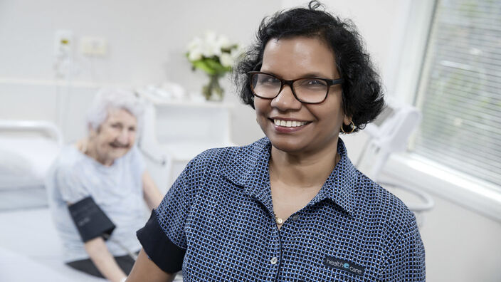 Female Physiotherapist in Sydney